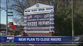 New plans proposed to close down Rikers Island jail