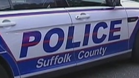 Man arrested for anti-police graffiti on Long Island
