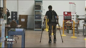 Robotic suits that change lives