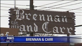 Brennan and Carr | The Dish