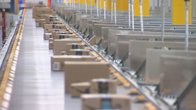 Amazon struggling to delivery packages on time