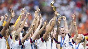 Street closures, mass transit advisory for USWNT ticker-tape parade