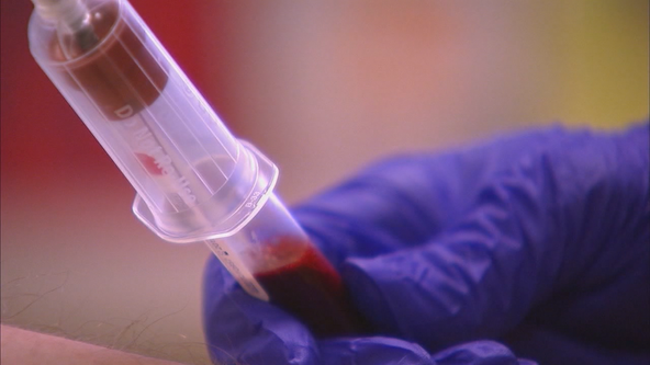 Blood test could determine if you're aging too fast