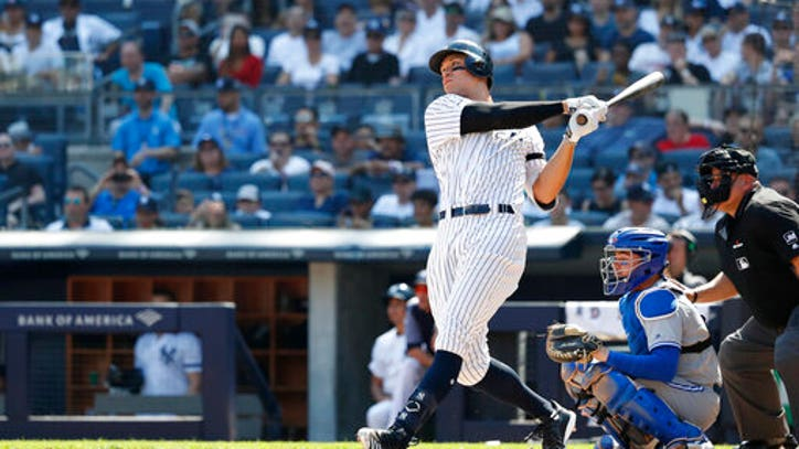Aaron Judge: Astros should be stripped of 2017 title