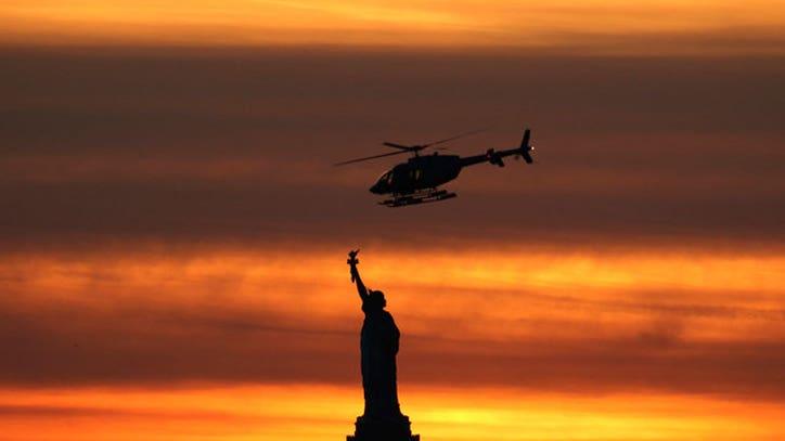 Sen Schumer Blasts Doors Off Helicopter Flights For Dogs