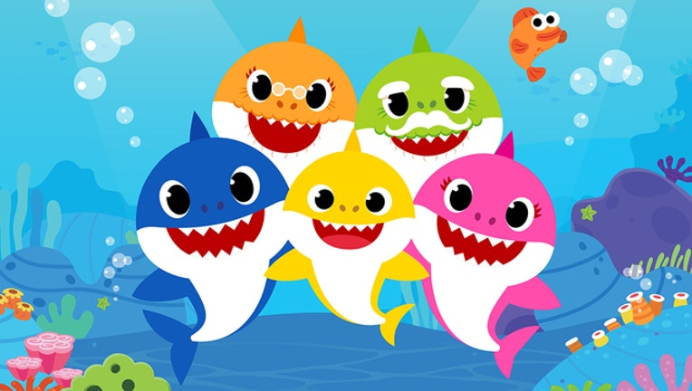 baby shark nickelodeon-401385