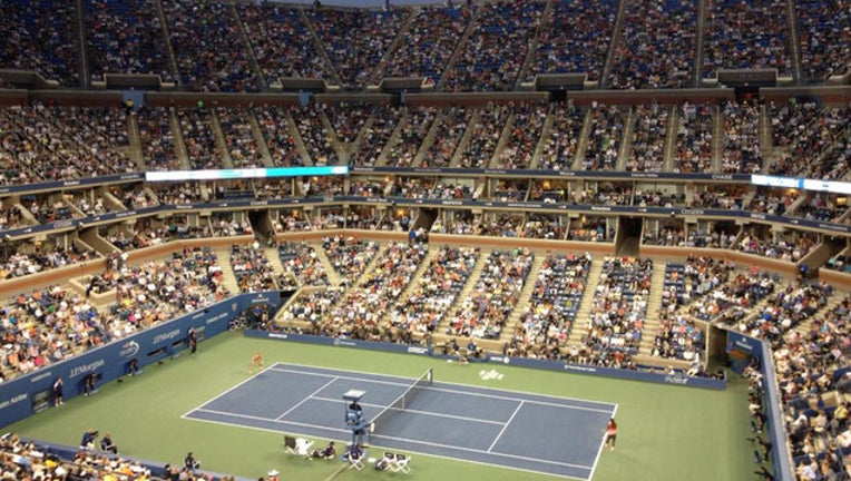 US Open tennis file