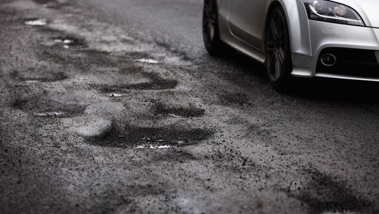 GETTY Pothole 042419-408200