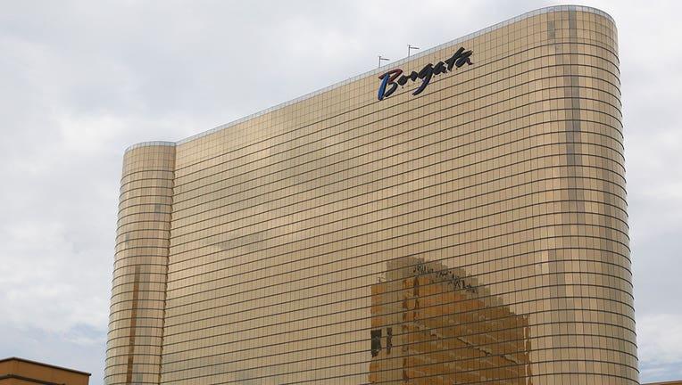 Exterior view of Borgata Hotel