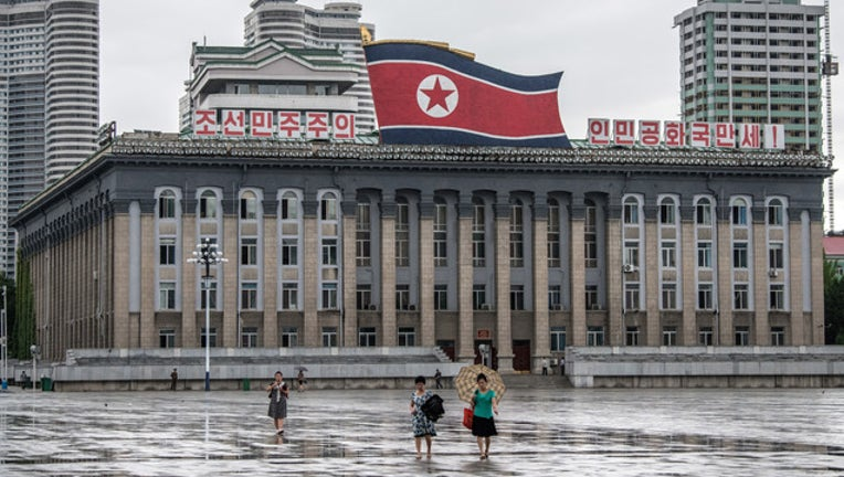GETTY Pyongyang North Korea 010319-408200