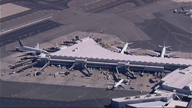 File photo of Newark Airport