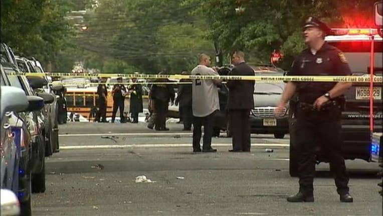 2 killed in Newark police-involved shooting