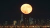 Massive, bright orange 'Hunter's Moon' will take over sky this Sunday