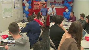 Nassau County lawmaker looks to young volunteers to help his re-election campaign