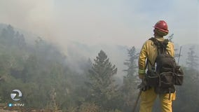 Crews gain ground; Kincade Fire now 65% contained