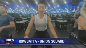 Rowgatta comes to Union Square
