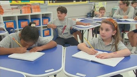 NY's first public school for students with dyslexia and learning disabilities opens on Staten Island
