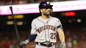 Astros look to pull even with Nationals in World Series Game 4