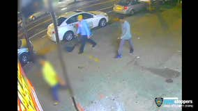 Suspects choke, rob victim on Bronx street