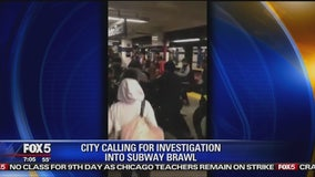 NYPD officers under scrutiny for response to teens in subway incidents
