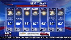 Thursday, October 17, 2019 Weather Forecast