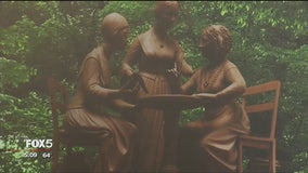 NYC approves first Central Park monument honoring women