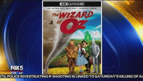 'The Wizard of Oz' re-released in 4k Ultra HD