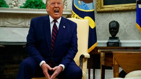 Trump lashes out in anger as Democrats warn of legal action