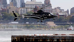 Uber expands helicopter service in New York