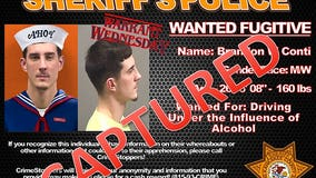 Man surrenders after authorities edit photo to add costume