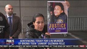 Sentencing day for Lesandro 'Junior' Guzman- Feliz killers