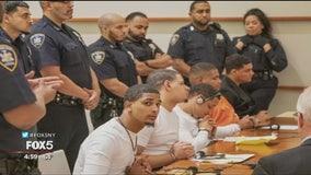 5 men sentenced to prison for mistaken-identity gang killing