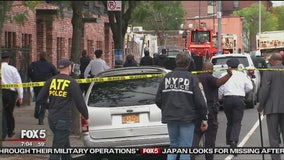 NYC homicide rate on the rise