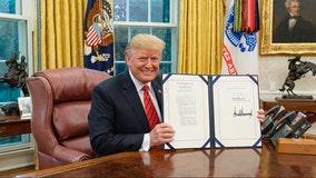 President Trump signs bill providing $1.8 billion in funding for autism programs