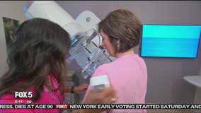 Spa-like experience helps lessen anxiety of annual mammograms