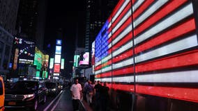 Man out for night on the town is stabbed in Times Square