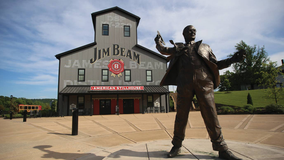 Jim Beam offers Airbnb stay at Kentucky distillery for the price of a bottle of bourbon