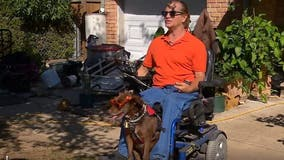 Texas McDonald's kicked out disabled man's 'smelly' service dog, customer says