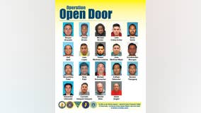 19 accused of trying to lure minors for sex in NJ