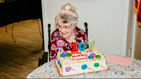 New Tampa woman celebrates 107th birthday, says her secret is drinking Coca-Cola every day