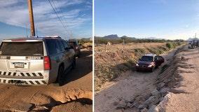 Scottsdale man arrested after high-speed pursuit that ended on Salt River Reservation farmland