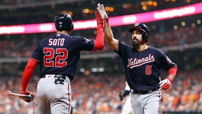 World Series: Washington Nationals force Game 7 with 7-2 win against Houston Astros