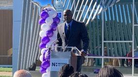 NBA legend Michael Jordan opens medical clinic for underprivileged patients in Charlotte