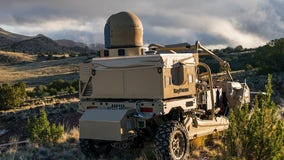 Raytheon delivers first laser anti-drone system to Air Force