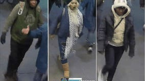 Women attack and rob man in Midtown Manhattan