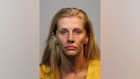 Woman who burned down 3,500-year-old tree while smoking meth arrested on drug charges