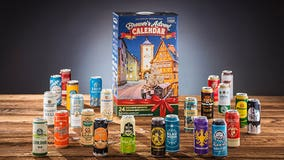 Beer lovers, rejoice! Costco is selling an advent calendar with 24 cans of specialty German beer