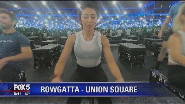 Rowgatta in Union Square
