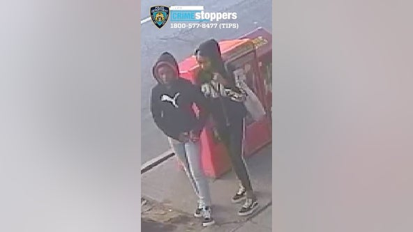 Pair of thieves attack, rob 85-year-old woman on Upper West Side