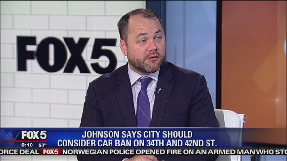 NYC Council Speaker Corey Johnson: Oct. 22